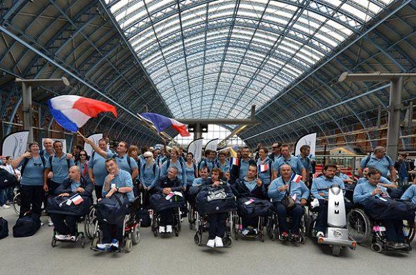 Rentapad French Paralympics